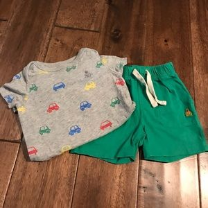 EUC Baby Boy Gap Outfit